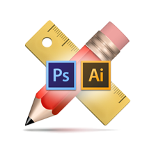 Adobe produts are used heavily in our design process.