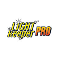 A screen capture of Light Keeper Pro's website
