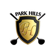 A screen capture of Park Hills Golf Course's website
